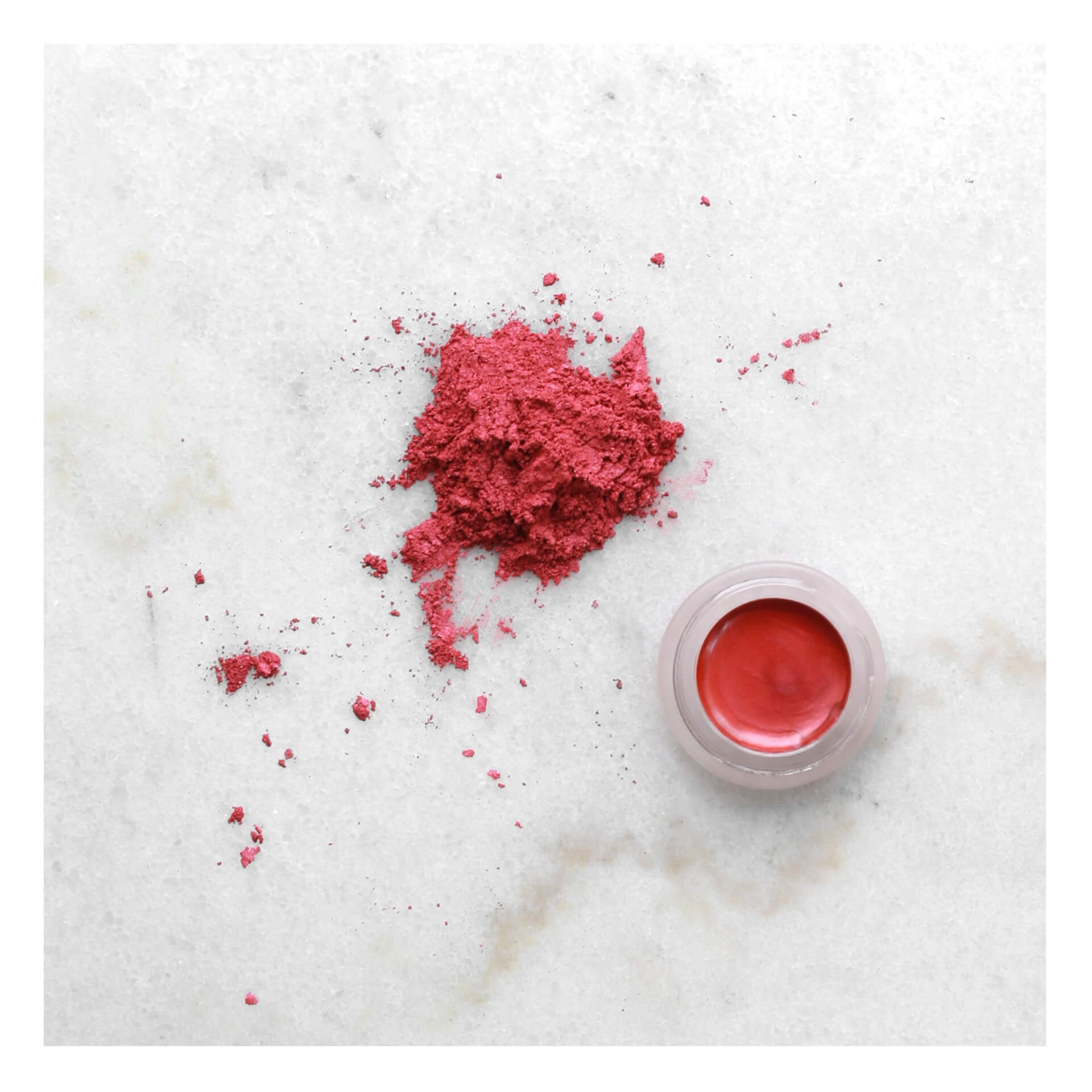 Lo Amsterdam Scarlet Tinted Natural Lip Balm